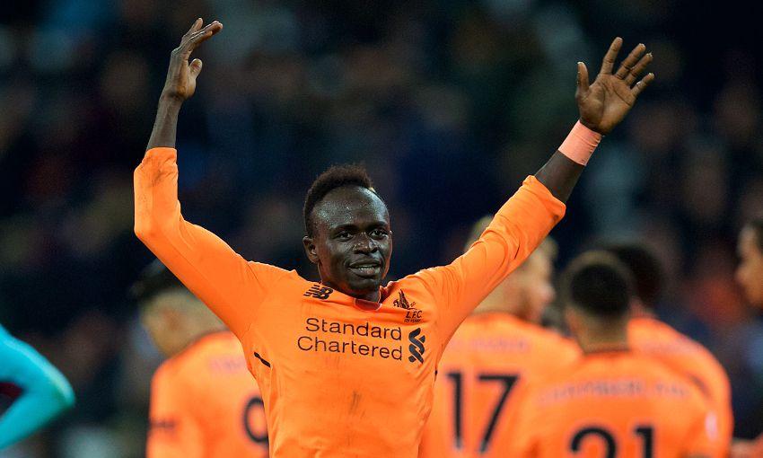 Stevie in awe of 'world-class' Sadio Mane