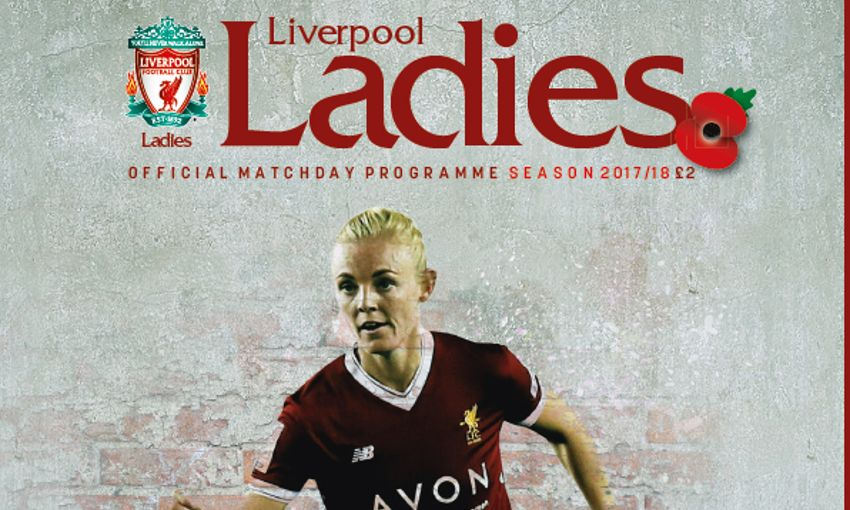 LIVERPOOL LADIES PROGRAMME