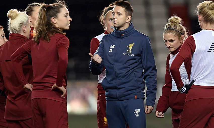 LIVERPOOL LADIES V BIRMINGHAM