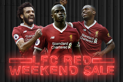 Red Weekend Sale