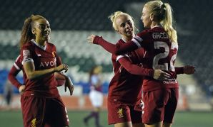 LIVERPOOL LADIES V ASTON VILLA