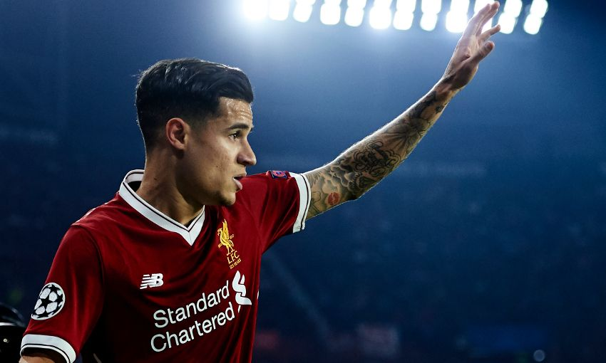 'We have to stay awake' - Coutinho on Sevilla lessons