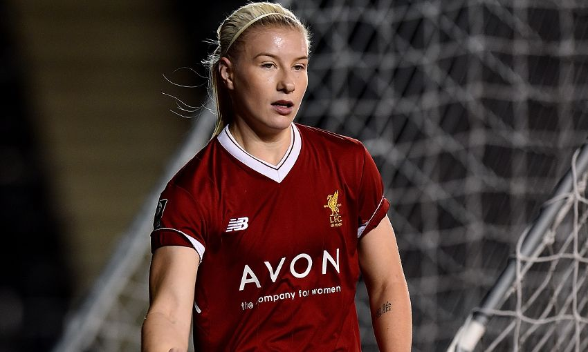 LIVERPOOL LADIES BETHANY ENGLAND