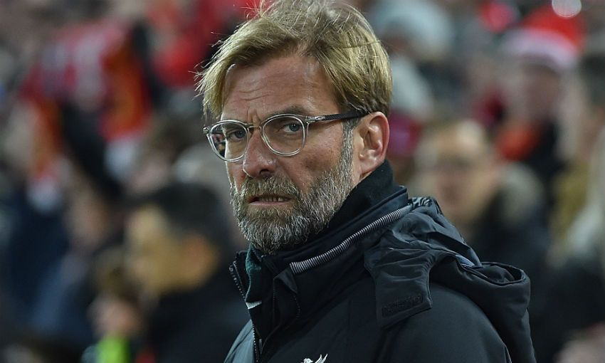 Jürgen explains his rotation policy - Liverpool FC 2017-12-15 17:06