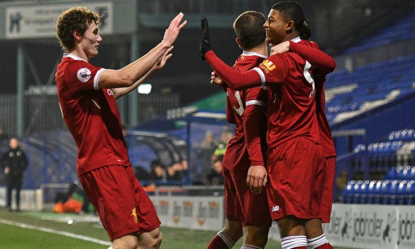 U23S V PSV EINDHOVEN