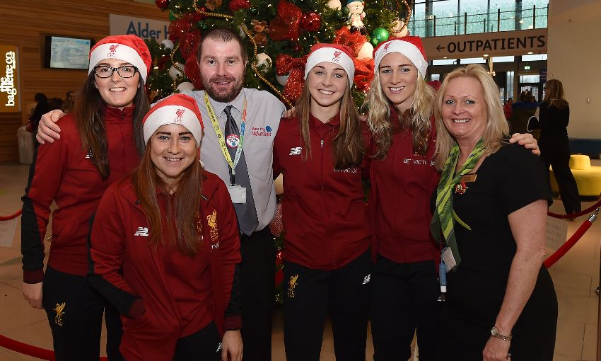 LIVERPOOL LADIES ALDER HEY