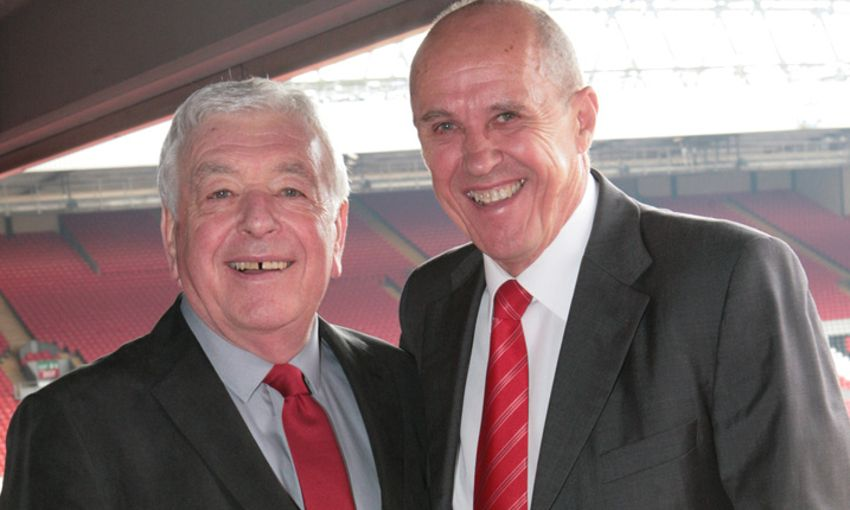 IAN CALLAGHAN PHIL NEAL