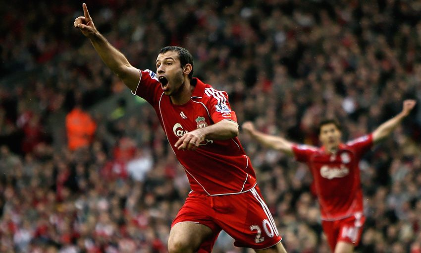 6. Javier Mascherano (January 2007) - Liverpool FC