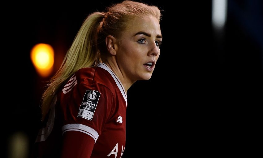 LIVERPOOL LADIES V YEOVIL TOWN