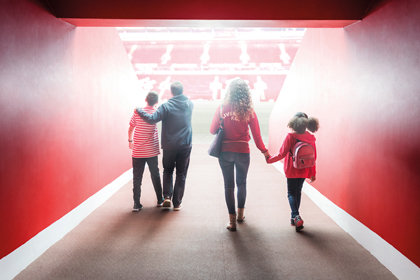 Unmissable. Immersive. The new LFC Stadium Tour.