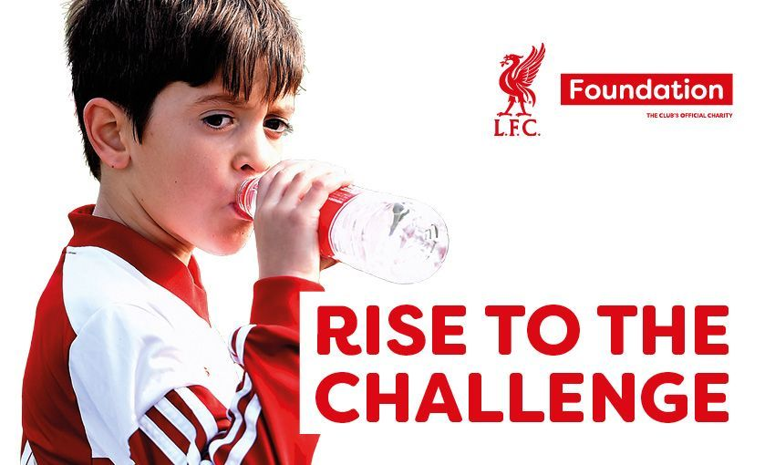 Official Liverpool FC Supporters Clubs take part in fundraising challenge for LFC Foundation