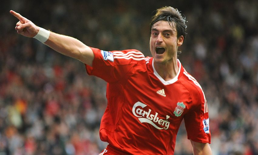 Albert Riera announces retirement from football - Liverpool FC
