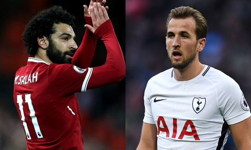 Mohamed Salah Vs Harry Kane The Season In Numbers Liverpool Fc