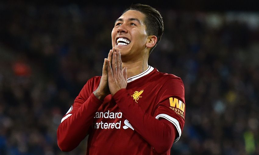 Roberto Firmino: We're Not Thinking About 'revenge'