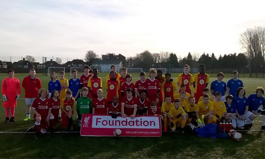LFC foundation SUPPORTS hate crime awareness week