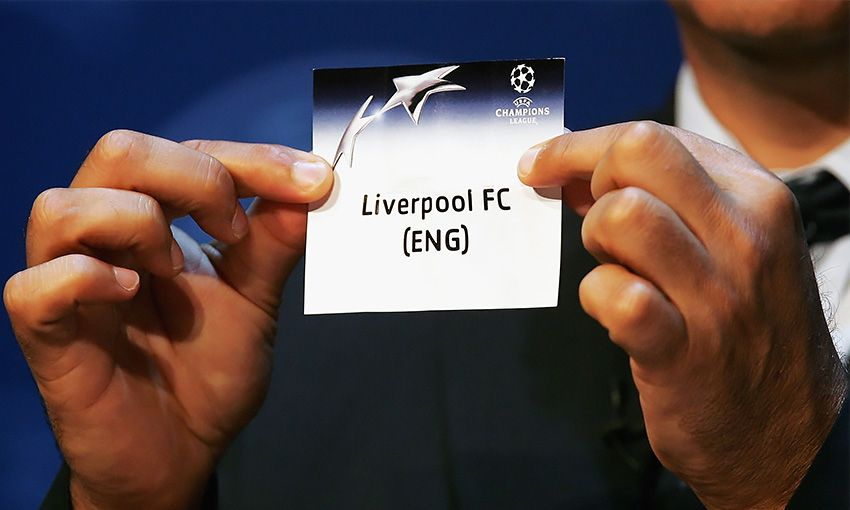 Champions League Quarter Final Draw All The Details Liverpool Fc