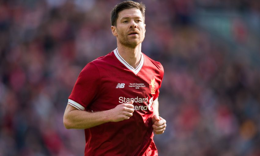 Image result for Xabi Alonso
