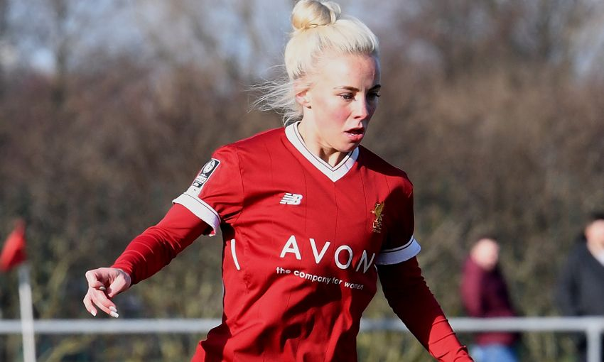 ASHLEY HODSON LIVERPOOL LADIES