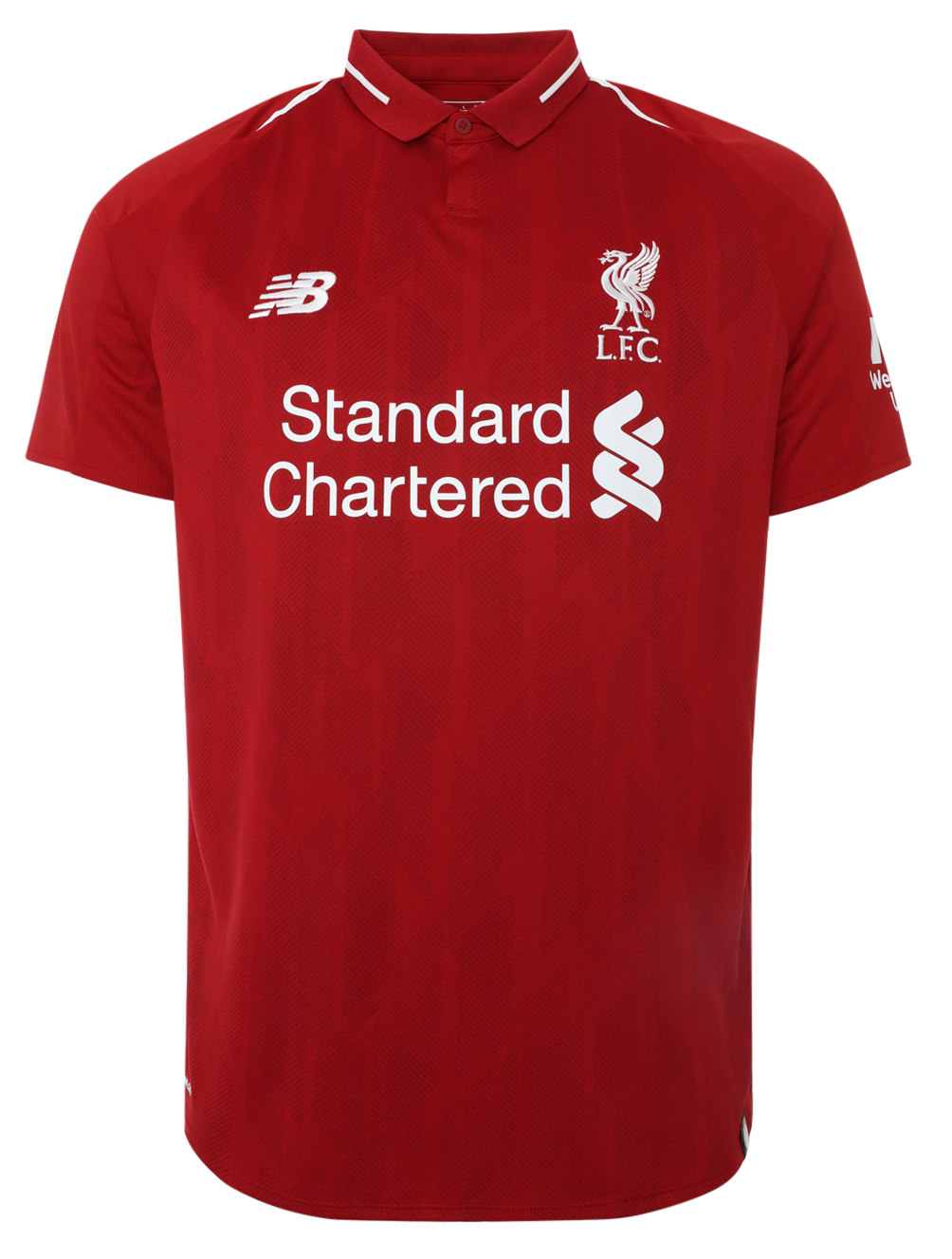 cff56da30e2 2018-19 LFC home kit revealed - pre-order now - Liverpool FC