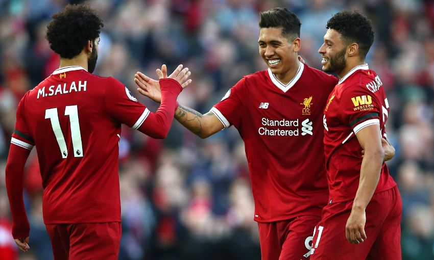 Liverpool 3 - 0 Bournemouth - Βαθμολογίες Παιχτών: The Ox is at the top!