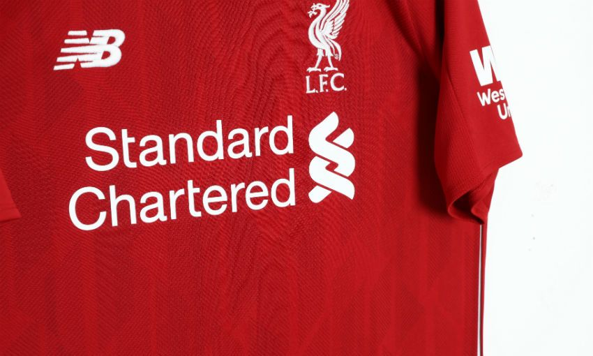 low priced c0075 95ef7 Reds to wear new 2018-19 home kit against Brighton ...