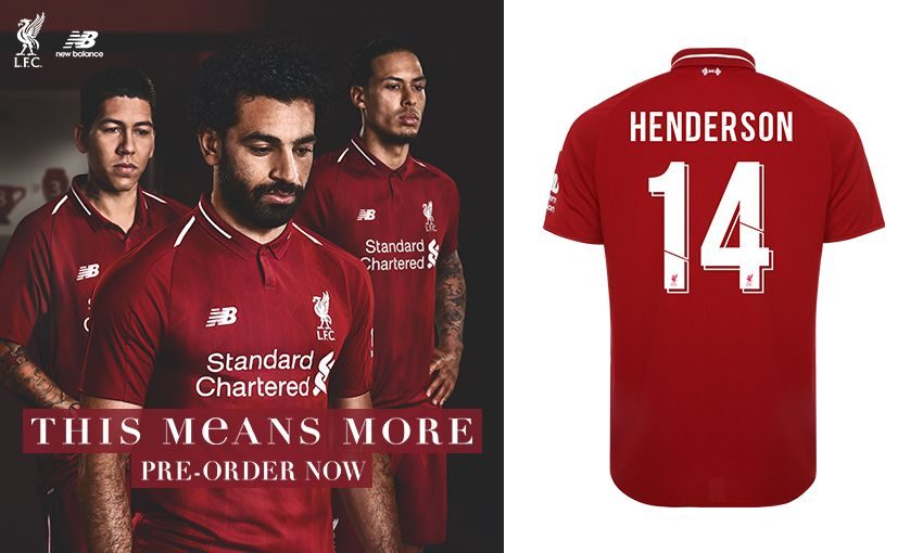 4a0ca3987 Explained  The story behind LFC s new name and number style ...