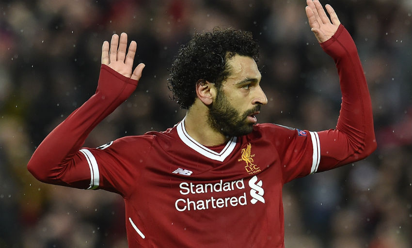 Egypt's Mo Salah 'strong candidate' for Ballon d'Or - Ghana's Gyan