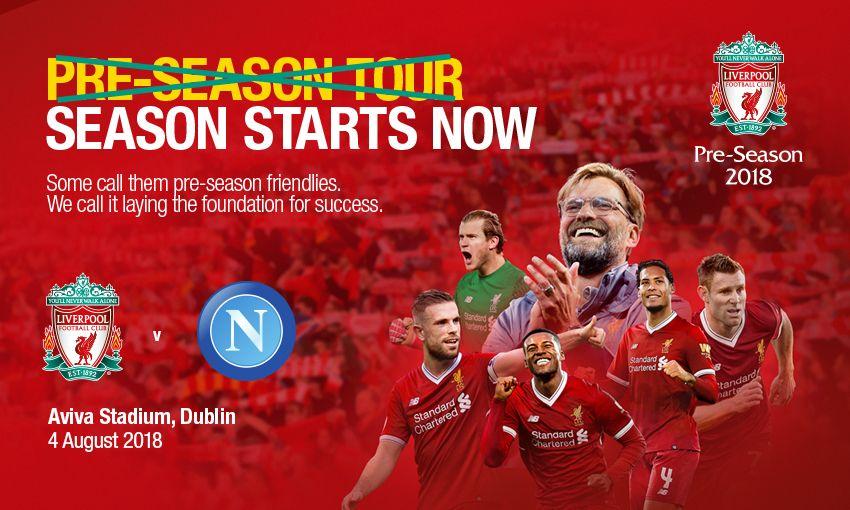 Nhận định Liverpool vs Napoli, 0h00 ngày 5/8 (Giao hữu CLB)