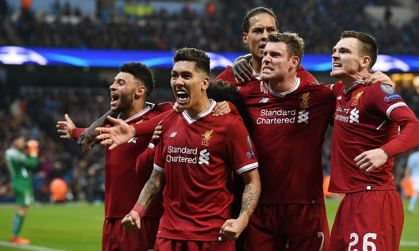 Reds v roma cl top scorers meet the comeback kings liverpool fc next article m4hsunfo