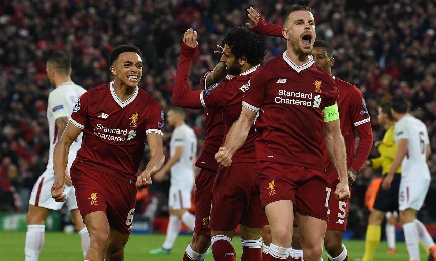 Liverpool, Mens Low-Top Patrick