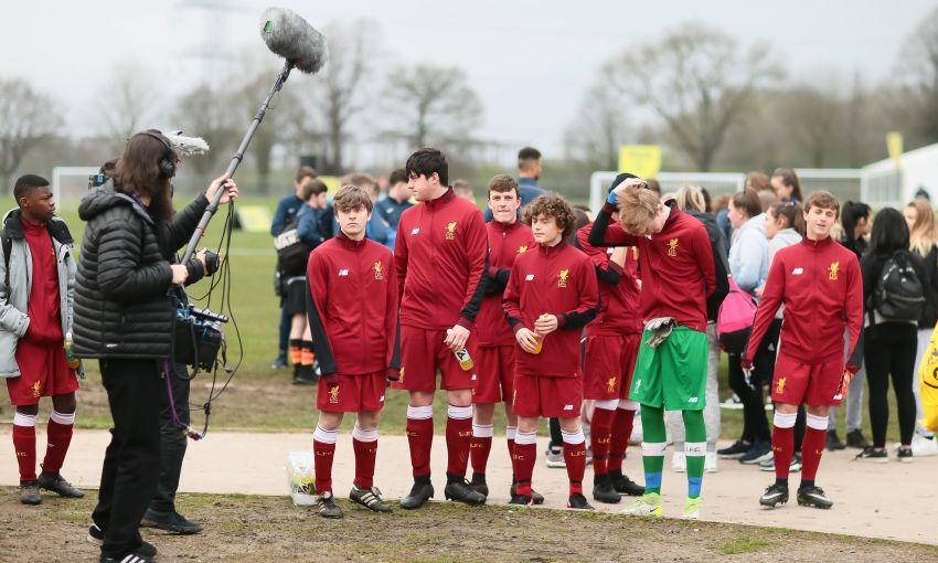 pl kicks cup lfc foundation kicks football