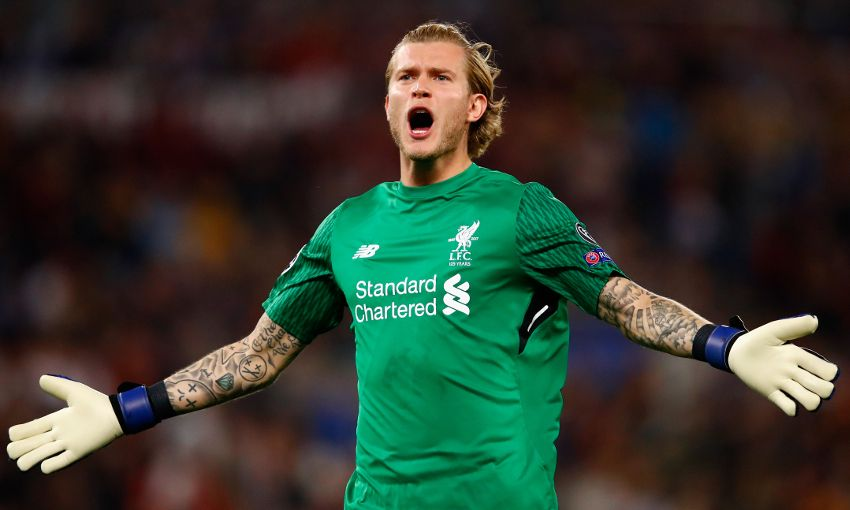 4e681078cbc Karius has taken his chance - but there s more to come  - Liverpool FC