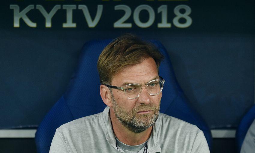 Jürgen Klopp's verdict on Champions League final defeat