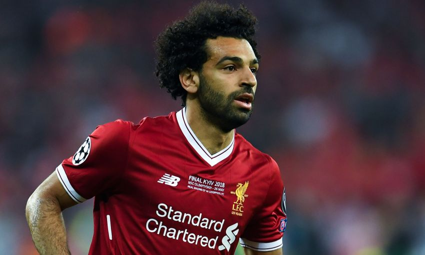 d76171cd046 Mohamed Salah named in Egypt squad - Liverpool FC