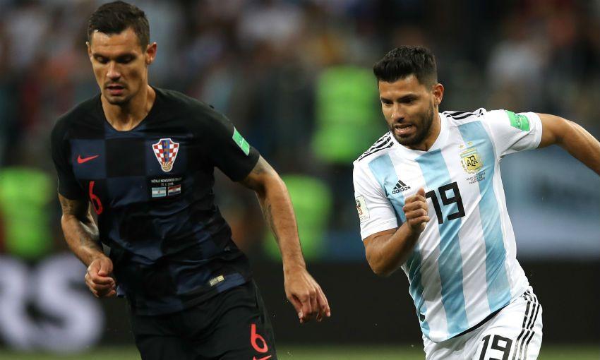 Dejan Lovren, Croatia, World Cup, Argentina, Sergio Aguero