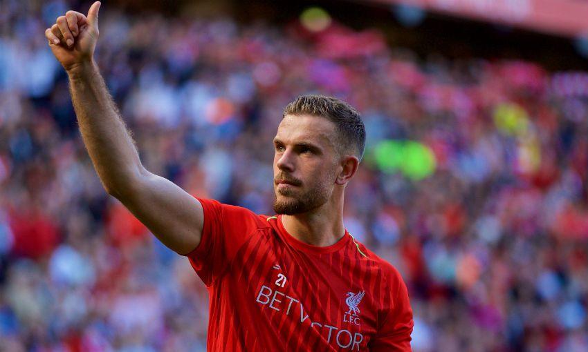 Jordan Henderson, Liverpool and England midfielder