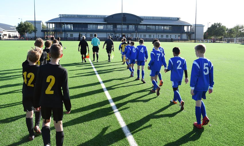 The Academy hosts the Liverpool Cup final
