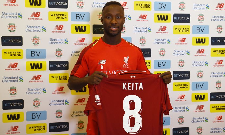Naby Keita To Complete Liverpool Transfer On July 1