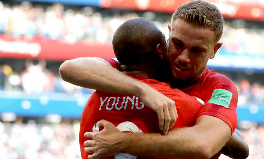 Jordan Henderson keeps getting texts from Jurgen Klopp during World Cup