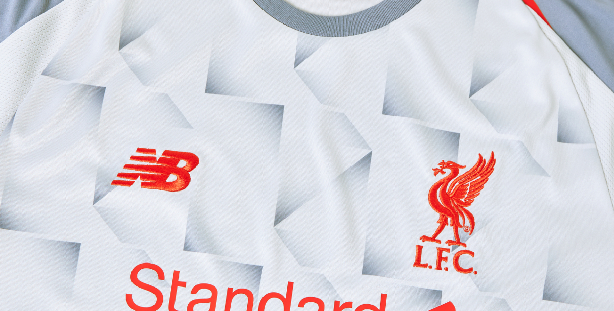 purchase cheap cda37 2c06f A closer look at Liverpool's new third kit - Liverpool FC