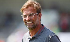 Liverpool manager Jürgen Klopp at Chester FC.