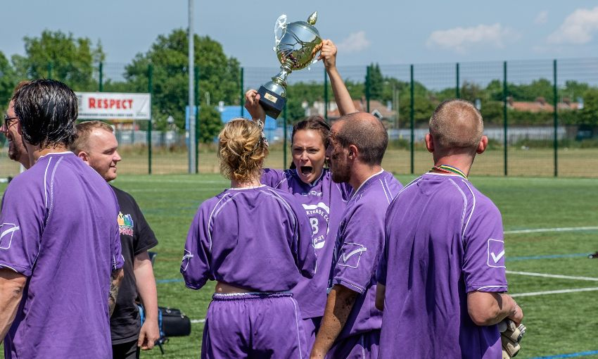 LFC Foundation hosts LGBTQ+ tournament