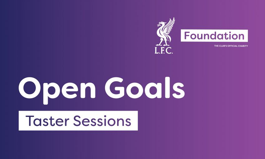 LFC Foundation Open Goals Sessions