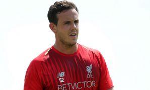 Liverpool FC's Danny Ward