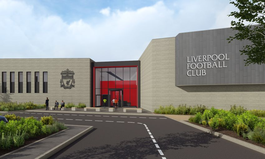 Lfc Confirm Kirkby Redevelopment Liverpool Fc