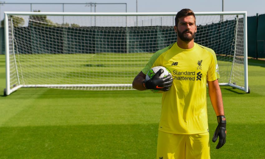 0b33078e2 From the Capital of Shoes to Anfield - Alisson in profile - Liverpool FC