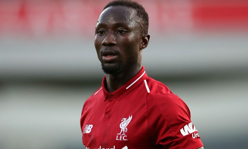 Naby Keita Fitness Update
