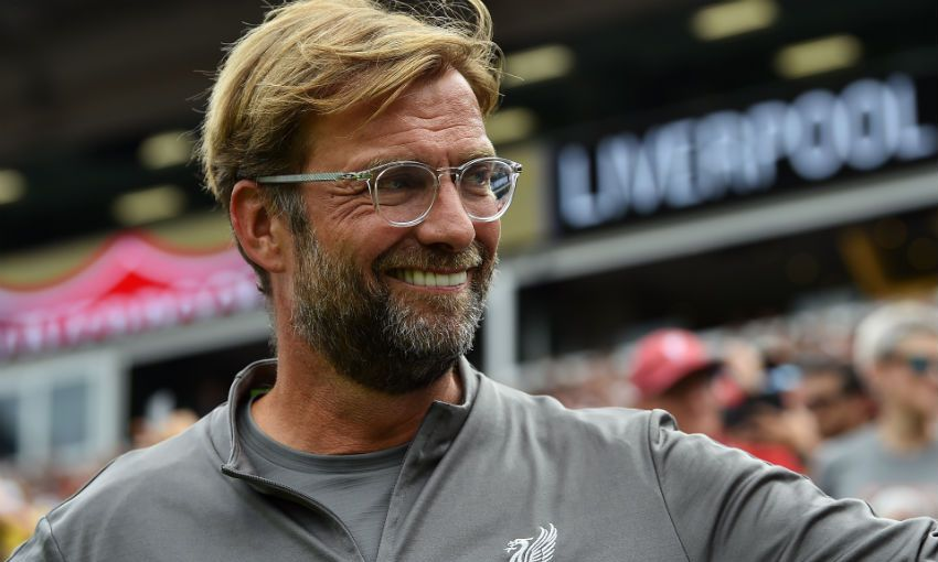 3e81331b0 Klopp up for Best FIFA Men s Coach of the Year award - Liverpool FC