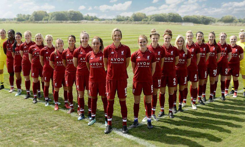 Liverpool FC Women's team