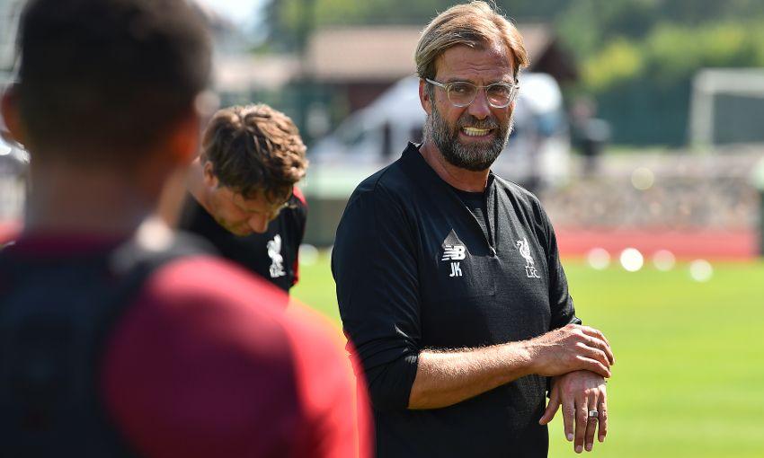 Jürgen Klopp - liverpool - LFC - reds